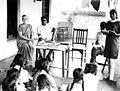 Irene Weaver and Joseph Bhelwa, India, 1973 (16968760468).jpg