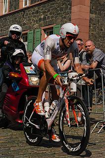 Marino Vanhoenacker Belgian triathlete