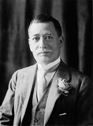 Ishii Kikujirō - Viscount Ishii Kikujirō in 1918