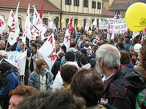 Italiano: Marcia del 16 novembre 2005 in Itali...