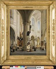 De Sint Jacobskerk te Antwerpen