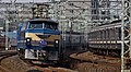JNR EF66 53 Shin-Koyasu Station 20090313.jpg