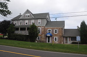 Clinton Township, New Jersey - Jones Tavern in Annandale
