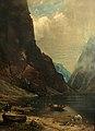JP - Vysokohorské jezero, 1904.jpg