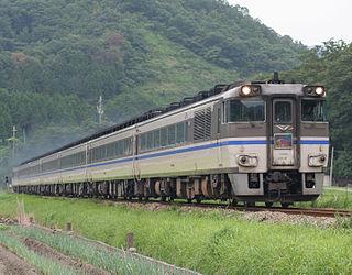 KiHa 181 series Japanese train type