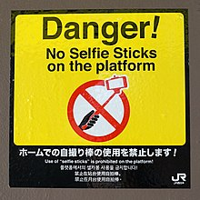 List of selfie-related injuries and deaths - Wikipedia