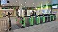 JR Soga Station Gates.jpg