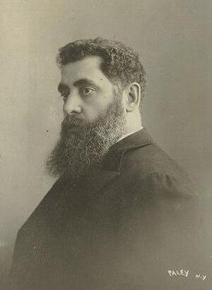 The Yiddish King Lear - Jacob Gordin, the writer of The Yiddish King Lear