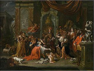 De stad Antwerpen brengt hulde aan de Oostenrijkse dynastie