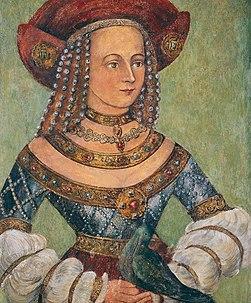 Hedwig Jagiellon, Duchess of Bavaria Polish princess