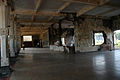 Jaffna Railway Station - inside(abandoned).JPG