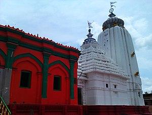 Ratha (architecture) - Image: Jagannath Temple baripada 4