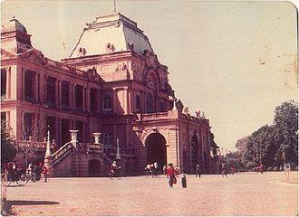 Sainik School, Kapurthala - The school in 1984