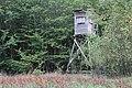 Jagdhochsitz im Wald - Jagdsitz - Hochsitz.jpg