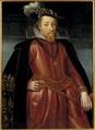 Jakob I, 1566-1625, konung av England och Skottland - Nationalmuseum - 15486.tif