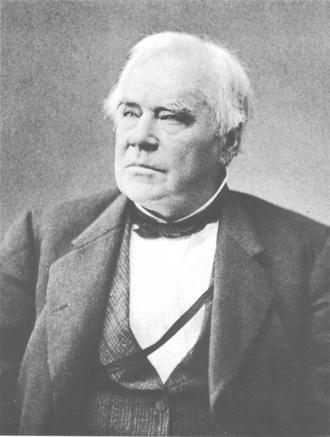 James B. Francis - James Francis, around 1887