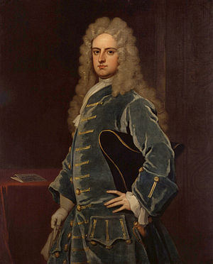 James Craggs the Younger - Image: James Craggs the Younger by Sir Godfrey Kneller, Bt