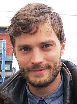 36th Golden Raspberry Awards - Jamie Dornan, Worst Actor winner and Worst Screen Combo co-winner.