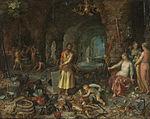 Jan Brueghel the Elder - Weissagung des Propheten Jesaias.JPG