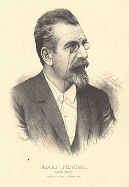 Jan Vilímek - Adolf Heyduk