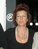 Jane Wenham-Jones at Guildford Book Club Oct 2012.jpg