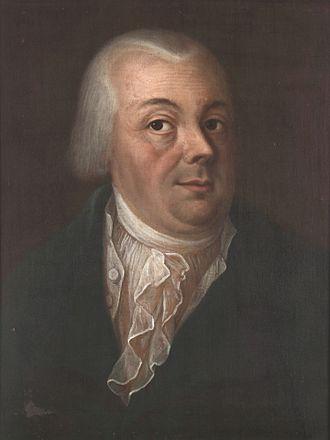 Sigmund Zois - Sigmund Zois by Janez Andrej Herrlein