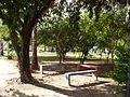Jardim Alto da Boa Vista (Presidente Prudente) - Local de descanso na Praça Sebestião Jorge Chammé.JPG