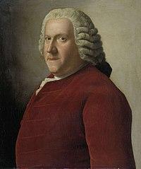 Portret van Willem Bentinck van Rhoon (1704-1774)