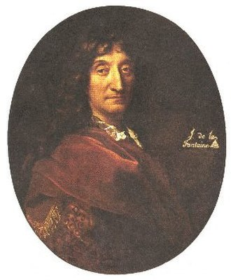 François de Troy - Image: Jean de la Fontaine, attributed to François de Troy