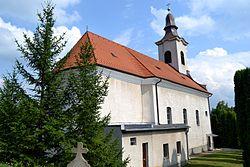 Jedľové Kostoľany kostol 01.JPG