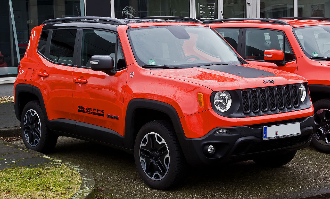 file jeep renegade 2 0 multijet 4wd trailhawk frontansicht 21 februar 2016 d. Black Bedroom Furniture Sets. Home Design Ideas