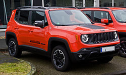 Jeep Renegade 2.0 MultiJet 4WD Trailhawk