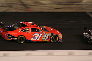AT&T Mobility - Image: Jeff Burton 2007Bristol August Race