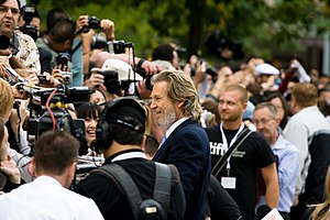 Jeff Bridges - Bridges at the premiere of The Men Who Stare at Goats, during the 2009 Toronto International Film Festival