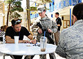 Jeremy Renner visits coalition servicemembers in Afghanistan (4742212998).jpg