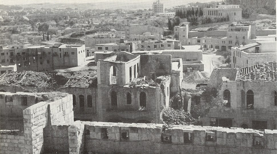Jerusalem circa 1960 b