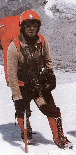 File:Jerzy Kukuczka Mount Everest 1980.jpg - Wikimedia Commons