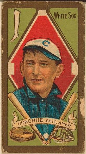 Jiggs Donahue - Donahue Baseball Card
