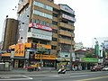 Jihe Road and Wenlin Road intersection, Shilin District, Taipei City 20080410b.jpg