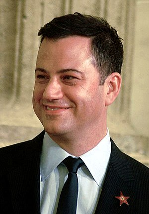 Jimmy Kimmel - Image: Jimmy Kimmel HWOF Jan 2013