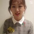 Jin Ki-joo para Marie Claire Korea -마리25주년 스타들의 축하 릴레이 - 진기주 01.png