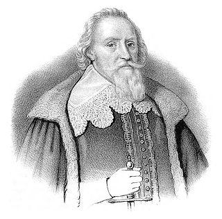 Johan Skytte Swedish politician