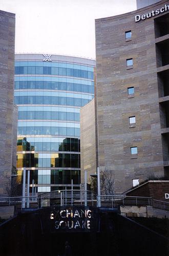 JSE Limited - Image: Johannesburg Stock Exchange