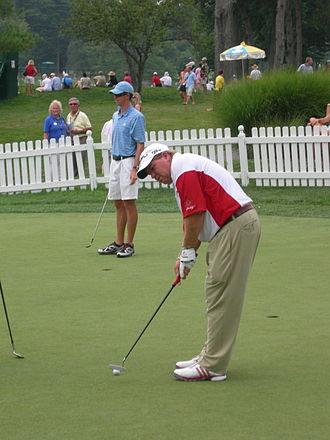 John Daly (golfer) - Daly in July 2007