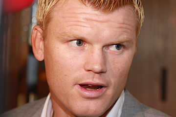 John Arne Riise is the most capped male player in the history of Norway with 110 caps. John Arne Riise2.JPG