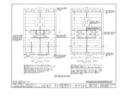 John Beekman House, 29-29 1-2 Cherry Street, New York, New York County, NY HABS NY,31-NEYO,42- (sheet 1 of 8).png