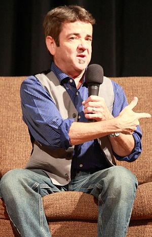 John Franklin (actor) - John Franklin in 2014