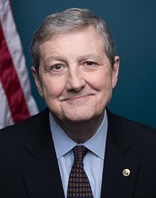 John Neely Kennedy, official portrait, 115th Congress.jpg