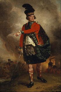 Hugh Montgomerie, 12th Earl of Eglinton Scottish noble