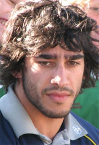 Johnathan Thurston - Thurston in 2007